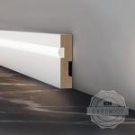 Плинтус напольный для светодиодной подсветки Ewrowood