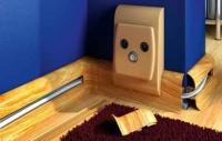 Инсталяционная коробка к плинтусу Salag