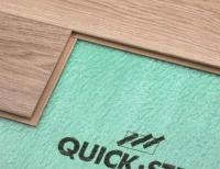 Подложка под ламинат Quick-Step - Uniclic, толщина 3 мм, в рулонах.